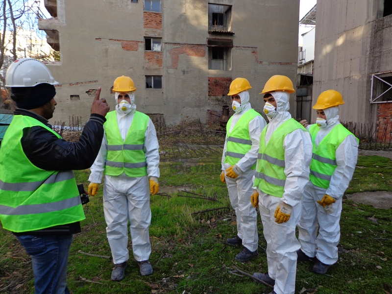 Asbest Söküm Firmaları ve Asbest Söküm İşlerinde Profesyonel Ortağınız. MAB Destroy İnşaat Yıkım Hizmetleri.