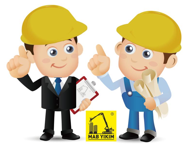 MAB Destroy İnşaat Yıkım Mühendisliği Şirketi Profesyonel Yıkım Mühendisliği Şirketi İstanbul.