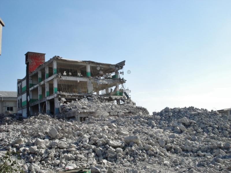 Uzun Erişimli Yıkım, Makaslı İnşaat Yıkım Hizmetleri İstanbul
